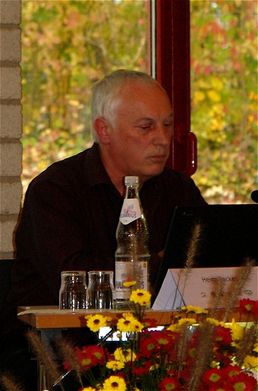 Heinz Backes 2011