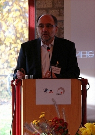 Dr. Josef Schwickerath 2011