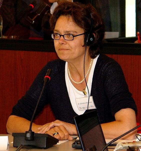 Dr. Christina Herrmann 2013