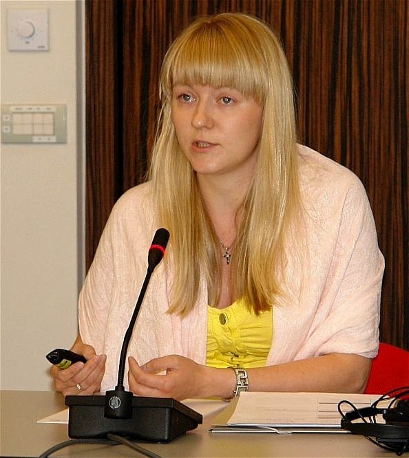 Dr. Kaisa Luthmaa 2013