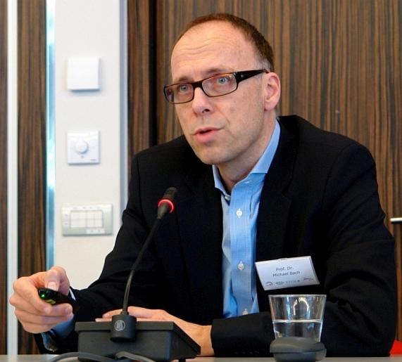 Prof. Dr. med. Michael Bach 2013