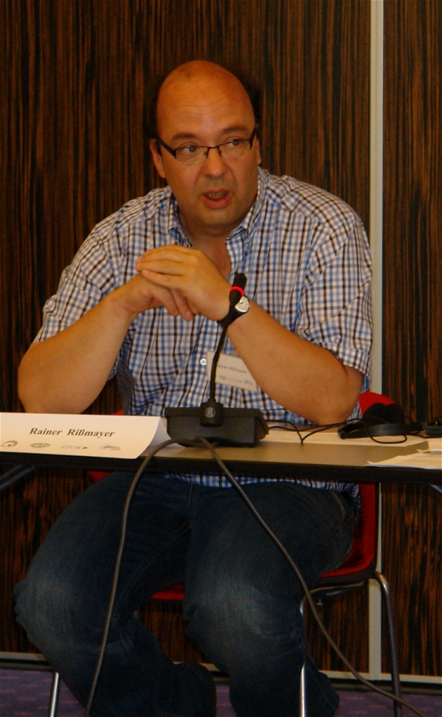 Rainer Rißmayer 2013