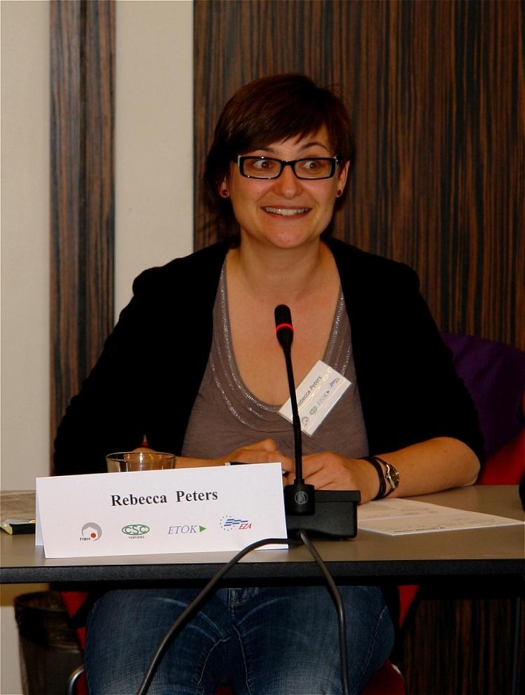 Rebecca Peters 2013