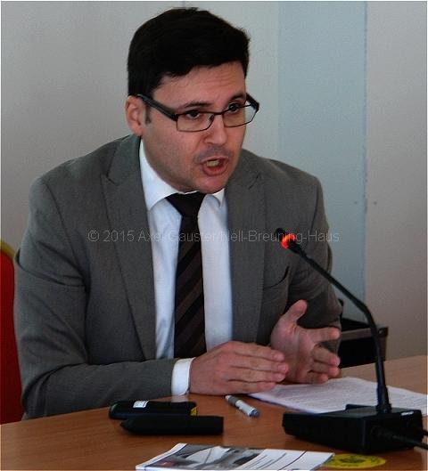 Prof. Dr. Alexander Ristovski 2015