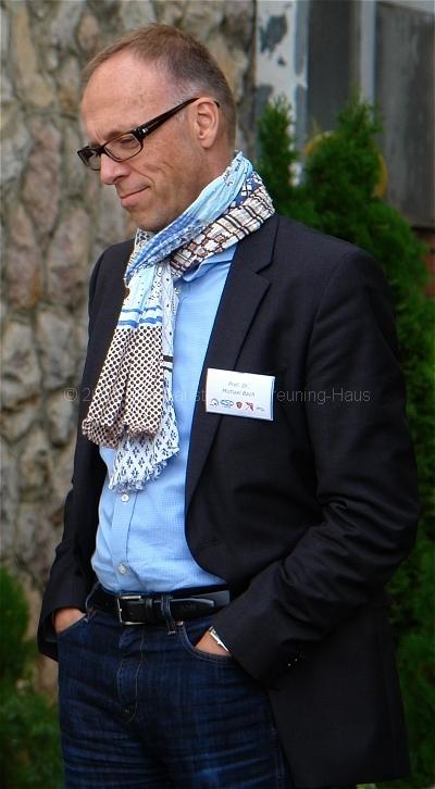 Prof. Dr. Michael Bach 2015
