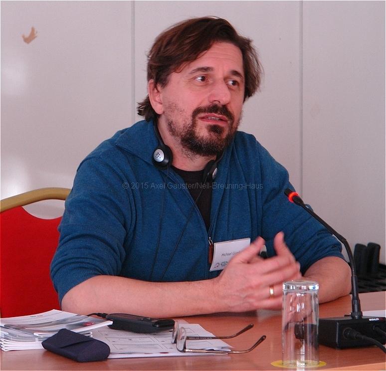 Michael Gümbel 2015