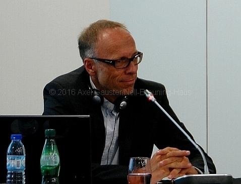 Prof. Dr. Michael Bach 2016