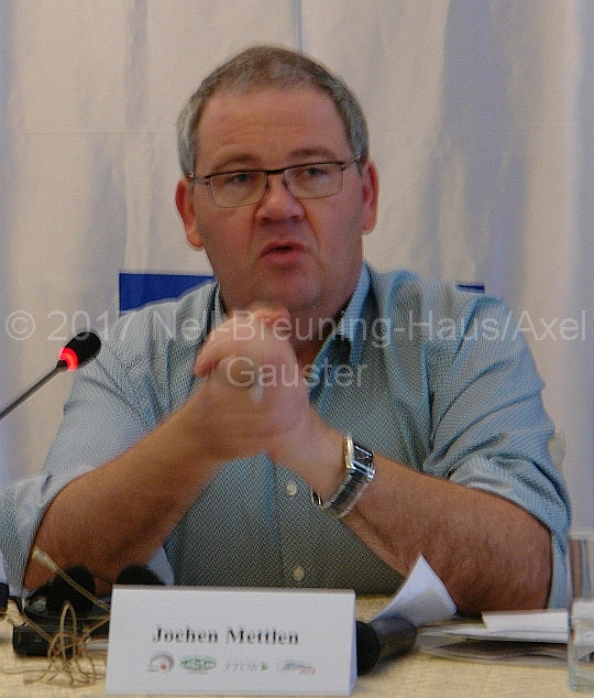 Jochen Mettlen September 2017