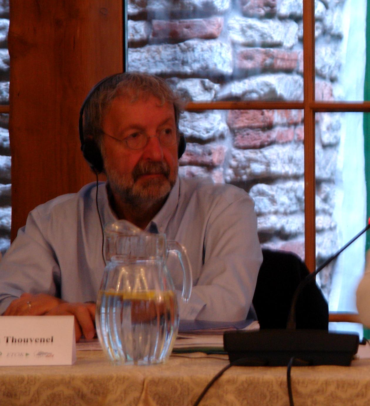 Joseph Thouvenel September 2017