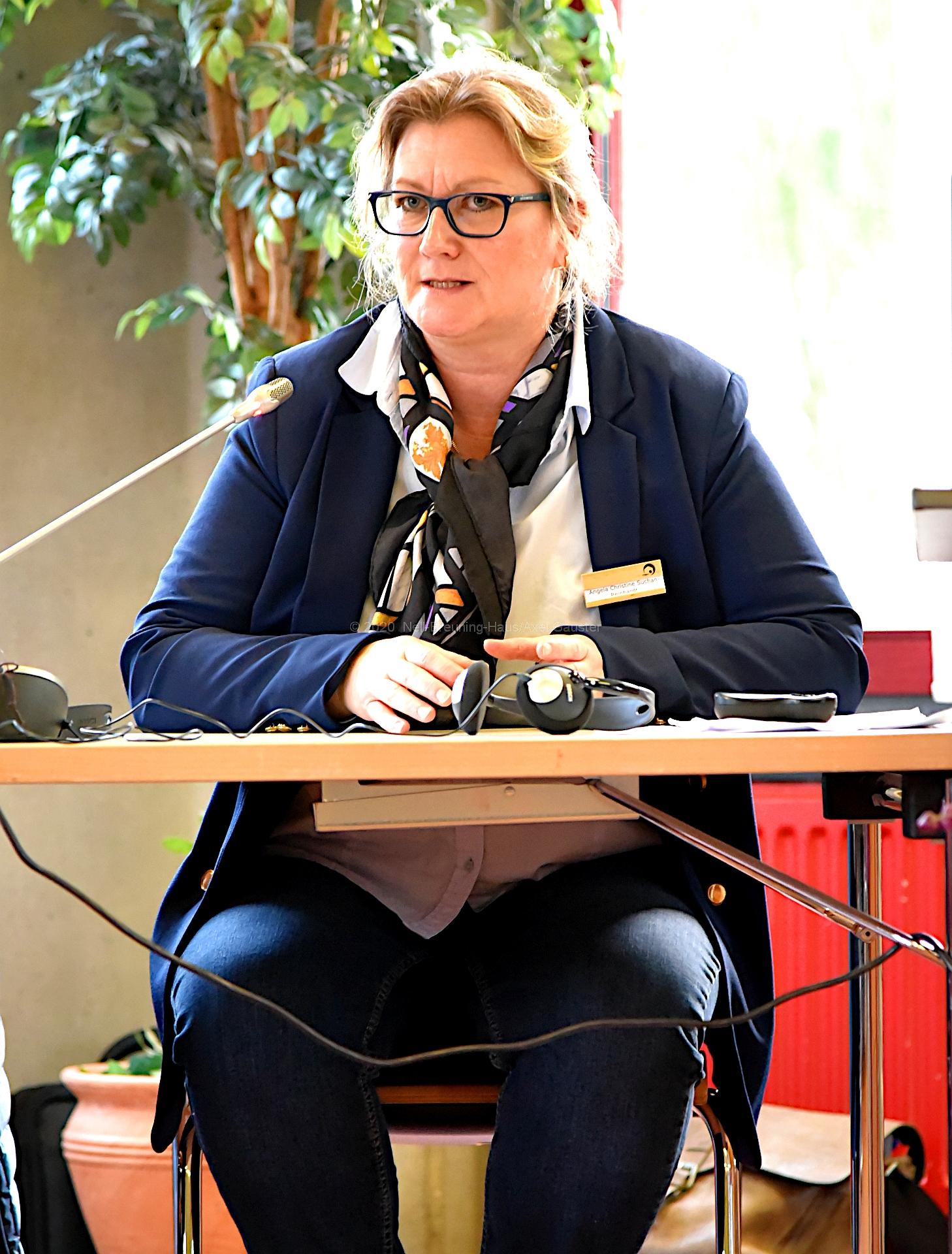 Angela Suchan-Reinhardt Feb 2020
