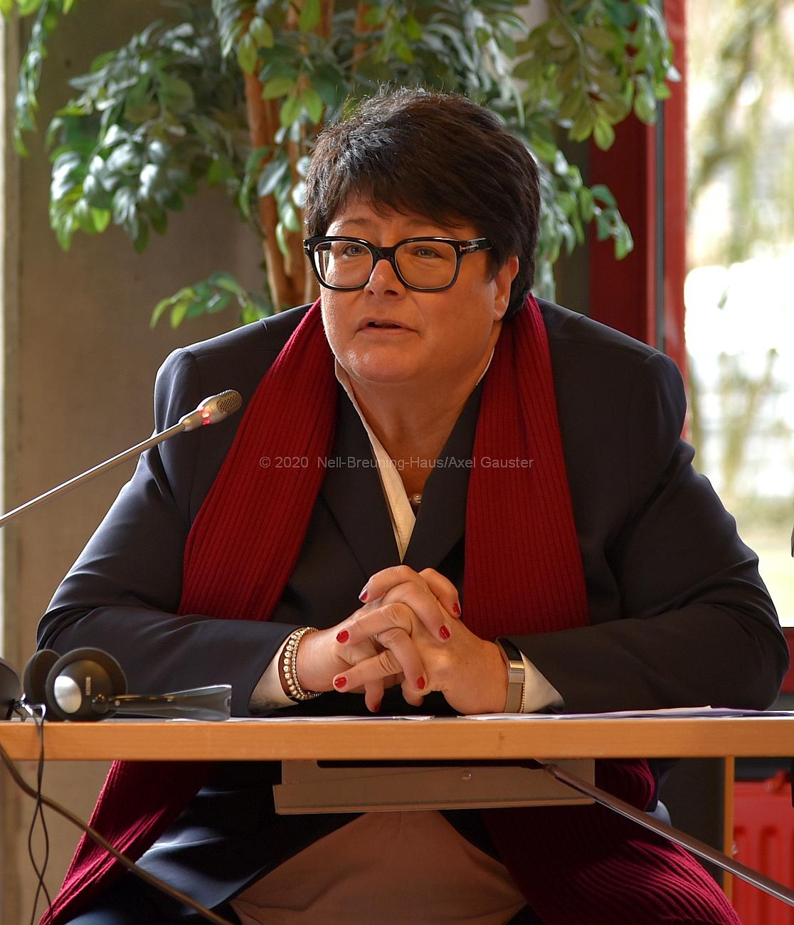 Sabine Verheyen Feb. 2020