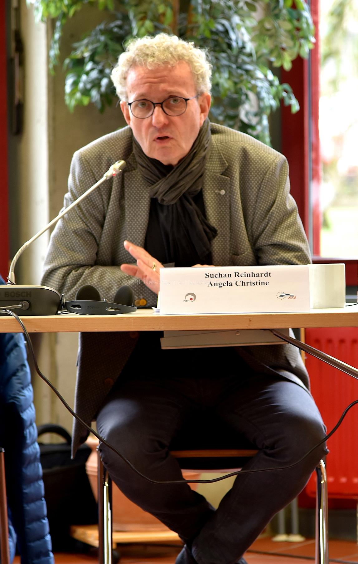Dr. Manfred Körber Feb. 2020