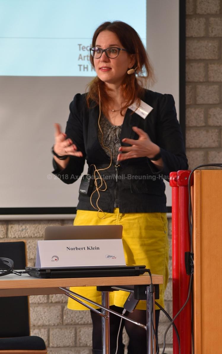 Ilona Arcaro M.A. Februar 2018