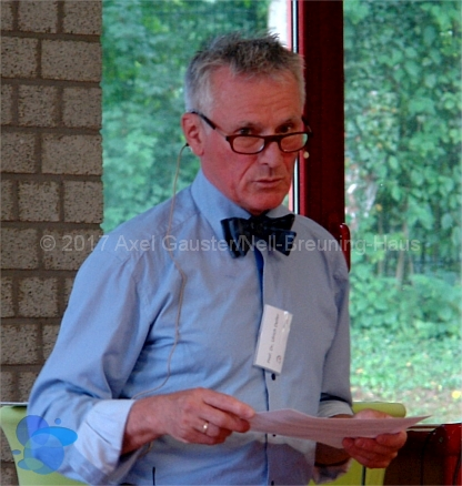 Prof. Dr. Ulrich Deller 2017