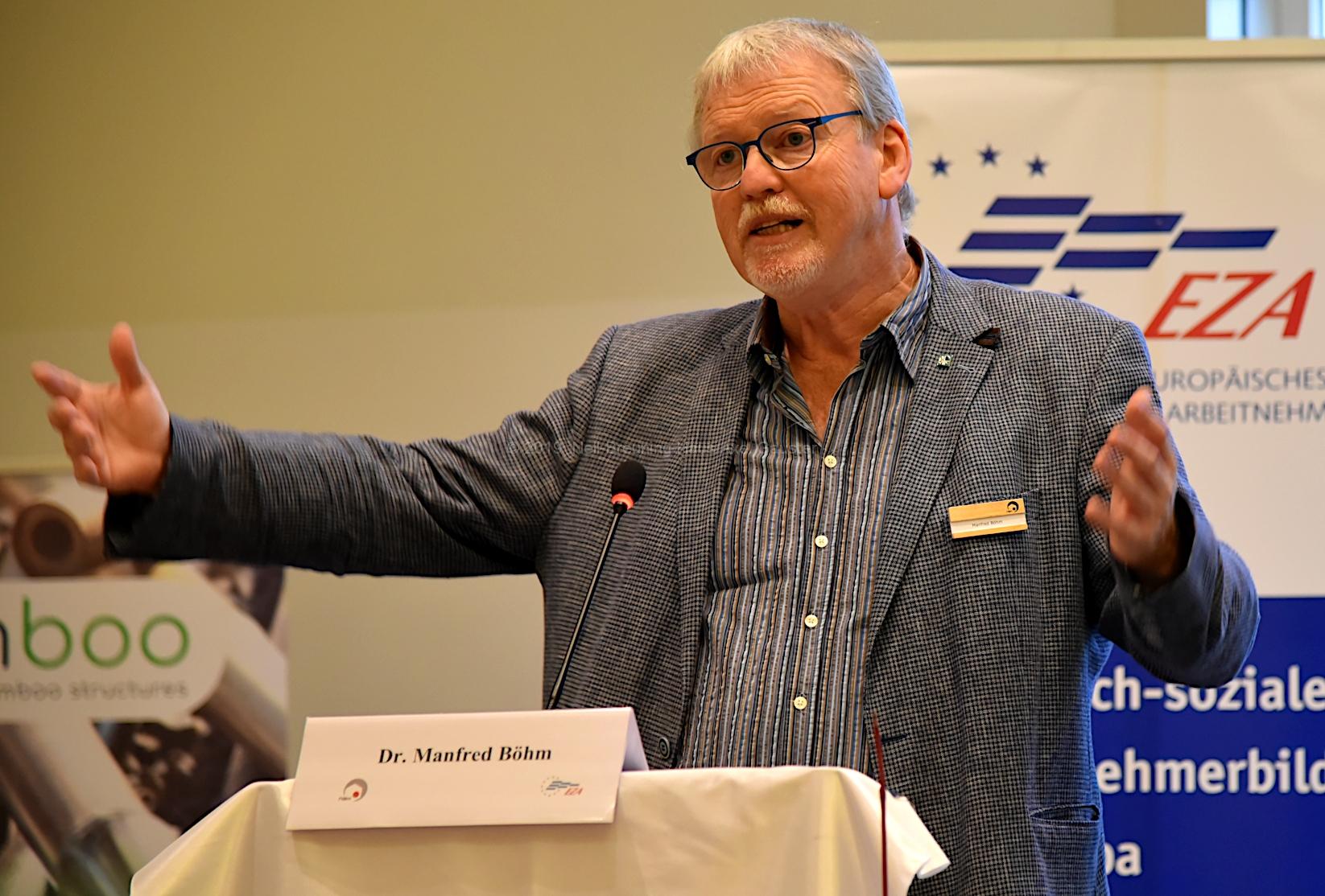Dr. Manfred Böhm